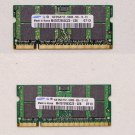 OEM SAMSUNG HP PAVILION DV2000 DV6000 DV9000 2GB LAPTOP RAM PC2-5300S 434742-001