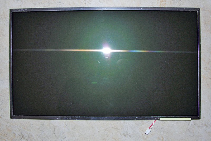"""GENUINE OEM DELL INSPIRON 1545 15.6"""" HD LCD SCREEN LTN156AT01 0R801J / R801J"""