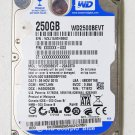 GENUINE OEM TOSHIBA SATELLITE A305 250GB 5400RPM WD2500BEVT WD SCORPIO BLUE