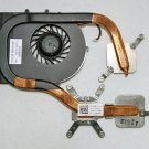 OEM DELL XPS M1530 SERIES CPU HEATSINK & COOLING FAN XR216 0XR216 34.4W107.001