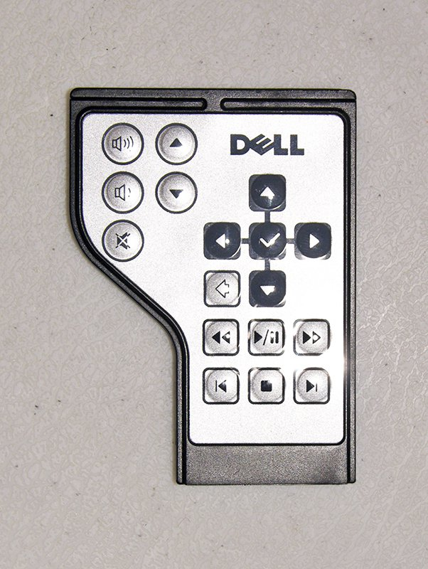 GENUINE OEM DELL XPS M1530 M1330 REMOTE CONTROL EXPRESS CARD MR425 RC1761701