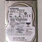 HP PAVILION TX2000 TX2500 80GB TOSHIBA 5400RPM HD HARD DRIVE MK8037GSX 442881
