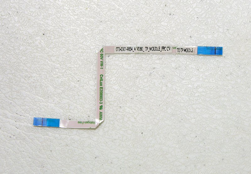 GENUINE OEM SONY VAIO VPCSE1CFX VPCSE MOUSE TOUCHPAD FLEX CABLE 073-0301-9854-A