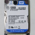 "Western Digital 2.5"" IDE/ATA 120 GB 5400 RPM Laptop Hard Drive WD1200BEVE-00A0HT0"