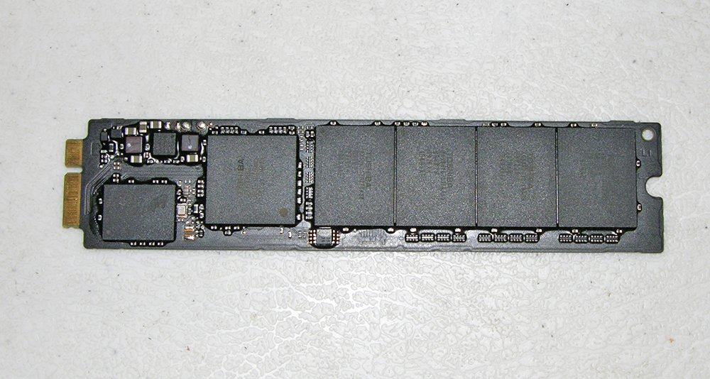 GENUINE OEM APPLE MACBOOK AIR A1370 64GB SSD HARD DRIVE THNSNC06GMDJ 655-1633A