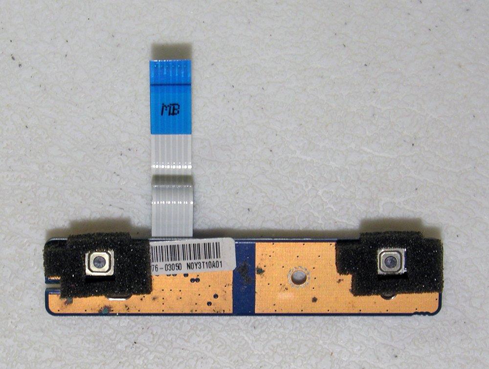 GENUINE TOSHIBA SATELLITE L775D L775 MOUSE CLICK BUTTON 08N2-1B80J00 N0Y3T10A01