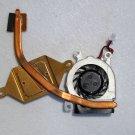 Genuine Sony Vaio VGN-TXN Series TXN25N Cooling Heatsink and Fan MCF-517PAM05-1