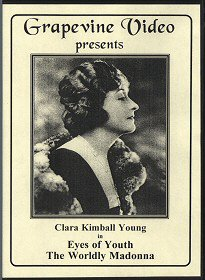 Eyes of Youth (1919) / The Worldly Madonna (1922) DVD