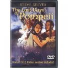 Last Days of Pompeii [DVD] (1960)