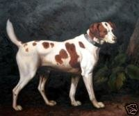Man's Best Friend Oil Painting on Canvas  (22232482148)