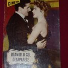 Quando tramonta il sole  Movie Memorabilia Collection 1950's