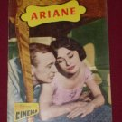Love in the afeternoon Movie Memorabilia Collection 1950's