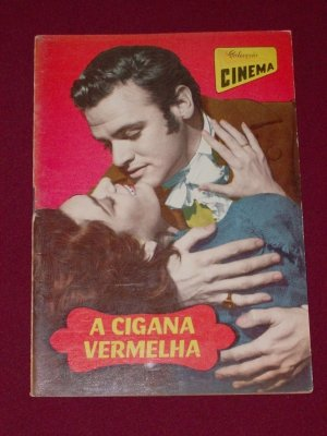 The Gypsy and the Gentleman Movie Memorabilia Collection 1950's