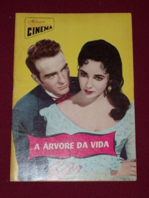 Raintree Country Movie Memorabilia Collection 1950's