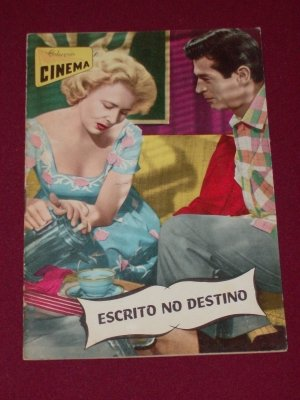 Flood Tide Movie Memorabilia Collection 1950's