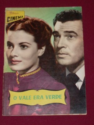 How Green was my Valley Movie Memorabilia Collection 1950's