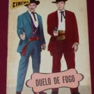 Duel of fire Movie Memorabilia Collection 1950's