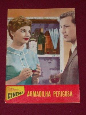 Menschen in Netz Movie Memorabilia Collection 1950's