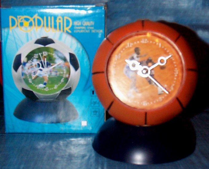 Basketball Alarm Clock - Travel, Kids Room