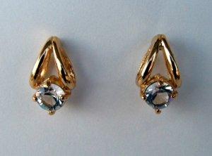 Earrings Crystal teardrop New