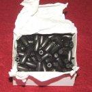 "Hairpipe Beads Black Horn 1/2"" Length Box of 100 New"