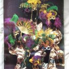 Feather Magic Booklet MASQUERADE Mardi Gras Masks Fans