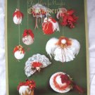 Feather Magic Booklet ORNAMENTS Instructional New