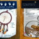 "Dreamcatcher Craft Kit 3"" Hoop Scouts Youth project"