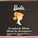 Barbie Retro Ponytail Pink Scrapbook Album New in Box