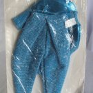 Mattel Mc Hammer Doll Outfit Blue Sparkle Pants Jacket