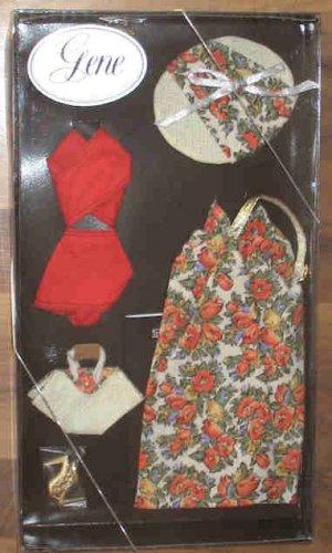 Ashton Drake Gene Madra Doll Crimson Sun Outfit MIB 1995