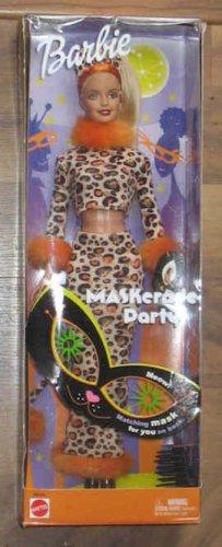 Mattel Barbie Maskerade Masquerade Party Doll 2002 NIB