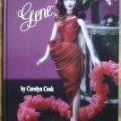 1st Ed Gene Fashion Doll Book Signed by Author Carolyn Cook