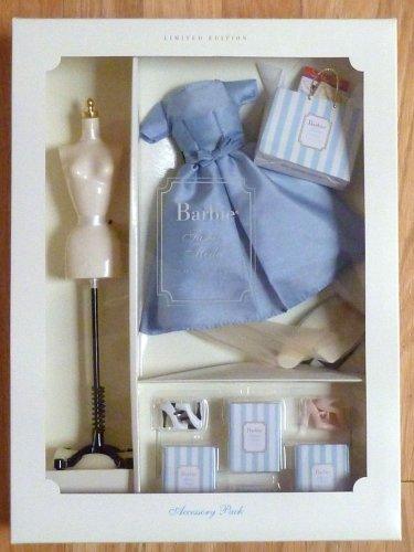 Mattel Barbie Fashion Model Limited Edition Accessory Pack 2001 MIB