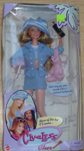 Mattel TV Series Clueless Cher Doll 1996 NRFB