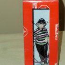 Dollhouse Miniature Resin Girl Playing with Hula-Hoop NIB