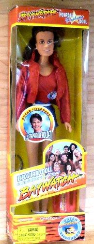 1997 Lt Stephanie Holden Baywatch Lifeguard Doll NIB