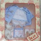 "Terri Lee 16"" Knickerbocker Pajama PJ Bunny Set with Accessories NIB"