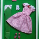 Tonner Janet Lennon Spring Social Outfit Pink Floral NIB 2009