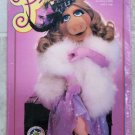 Vintage 15 Inch Colorforms Miss Piggy Paper Doll and Clothing factory Sealed 1980