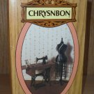 Chrysnbon Dollhouse Miniature Sewing Machine Dressmaker Kit F-200 NIB