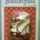 Vintage Jeanstyles Roller Skates for 18 inch Dolls Style 805 New Old Stock