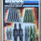 Hasbro G.I. GI Joe Vehicle Gear Accessory Pack 1 1986 MIP