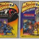 Kenner Action Masters Die Cast Figurines Batman Predator MOC 1994