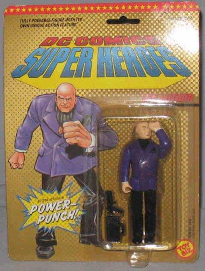 Toy Biz DC Super Heroes Lex Luther 1989 MOC