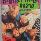 Beverly Hills 90210 TV Series activity scrapbook 1992 OOP