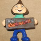 Vintage Hershey's Whatchamacallit PVC Figurine Made in Hong Kong
