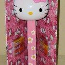 Hello Kitty Giant Pez Dispenser with PEZ Candy NIB