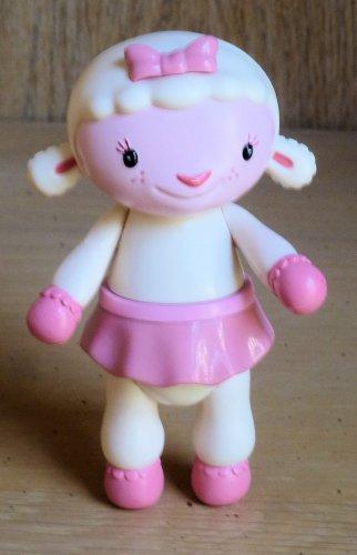 Disney Just Play Doc McStuffins Lambie the Lamb 5 Inch Poseable PVC Figurine