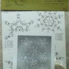 Vintage Designs by Malinda 1982 Quill Kit #261 Christmas Snowflakes 8  NIP